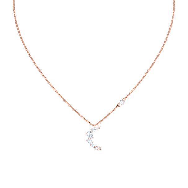 Collar-Penelope-Cruz-Moonsun-blanco-baño-de-oro-rosa