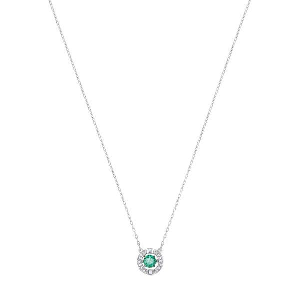 Collar-Sparkling-Dance-verde-Baño-de-Rodio