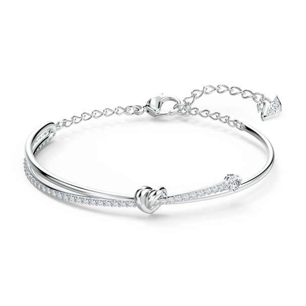 Brazalete-Lifelong-Heart-blanco-baño-de-rodio