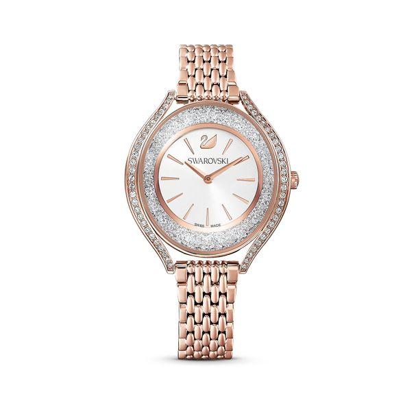 Reloj-Crystalline-Aura-brazalete-de-metal-tono-oro-rosa-PVD-tono-oro-rosa