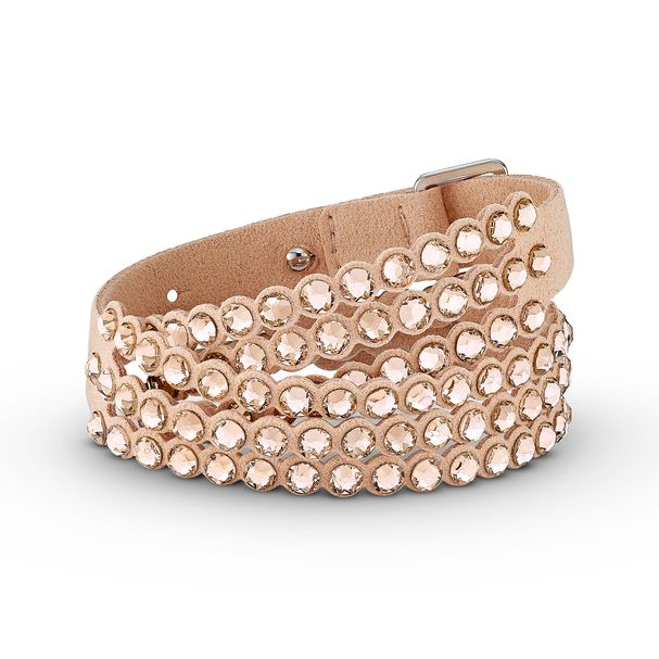 Pulsera-Swarovski-Power-Collection-Slake-rosa