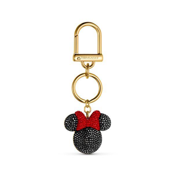 Accesorio-para-bolso-Minnie-negro-baño-tono-oro